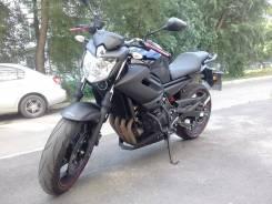 Yamaha XJ, 2012