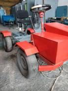 Самодельная модель. Мини трактор, 6,5 л.с.