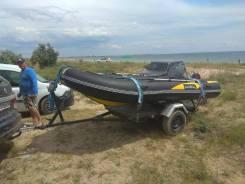 Продам лодку Риб адмирал 410