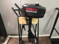 Продается лодочный мотор Nissan-Marine 3.5