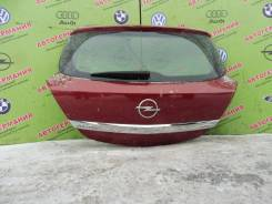 Пятая дверь (дверь багажника) Opel Astra H GTC (05-10)