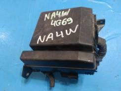 Крышка блока предохранителей. Mitsubishi Grandis, NA4W, NA8W Mitsubishi Town Box 4G69