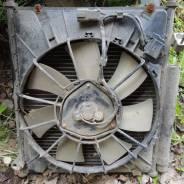 Радиатор кондиционера Honda fit