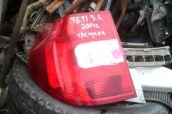 Продам левый стоп сигнал Skoda Yeti 2013г