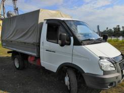 ГАЗ 3302. Тентованный инжекторный грузовик, 2 900куб. см., 1 500кг., 4x2