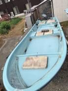 Продам лодку промысловую 6.5м Yamaha без пробега.