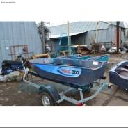 Алюминиевая Лодка Рейд 300 в Барнауле