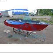 Алюминиевая лодка Рейд 450 в Барнауле