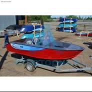Алюминиевая лодка Рейд 450 C в Барнауле