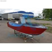 Алюминиева лодка Рейд 450 DC в Барнауле