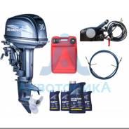 Лодочный мотор Seanovo T30 FWS Дистанция ВИНТ+Масло В Подарок