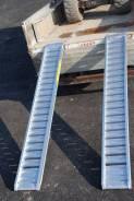 Алюминиевые аппарели сходни трапы от производителя. GKA 125.40