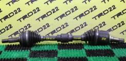 Привод, полуось. Toyota Corolla, ZZE120, ZZE121, ZZE120L, ZZE121L Toyota Corolla Verso, ZZE121 Двигатели: 3ZZFE, 4ZZFE