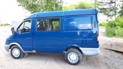 ГАЗ 2752. Газ 2752, 2 500куб. см., 700кг., 4x2