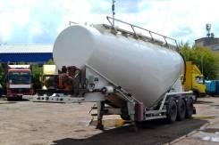 Oztas Trailer. Полуприцеп цементовоз BNM3M, 29 500кг.