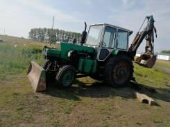 ЮМЗ 6Л. Продаётся трактор эксковатор, 15,00куб. м.