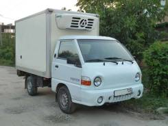 Hyundai Porter. Рефрижератор , 2 500куб. см., 1 000кг., 4x2