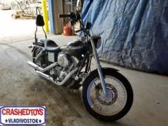 Harley-Davidson Dyna Super Glide FXD. 1 450куб. см., исправен, птс, без пробега