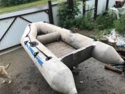 Лодка моторная пвх
