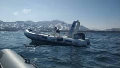 Mercury Ocean Runner. 2018 год, длина 5,00м., двигатель подвесной, 70,00л.с., бензин