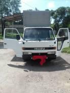 Isuzu Elf. Грузовой Фургон (10м3) кат. В., 3 000куб. см., 2 000кг., 4x2