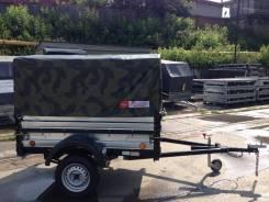 Прицеп для легкового автомобиля Крепыш 8313 03 (1,1м)