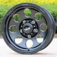 Новые диски GT Wheel Style R16 J8 ET-20 5x139.7 черный мат