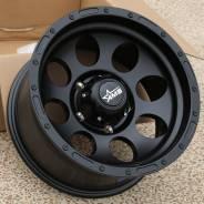 Новые диски GT Wheel Style R16 J8 ET-20 6x139.7 черный мат