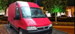 Fiat Ducato. Фургон , 2 300куб. см., 1 500кг., 4x2
