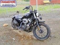 Harley-Davidson Sportster 1200 Nightster XL1200N 414571, 2008