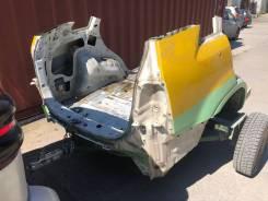 Задняя часть автомобиля. Kia Sorento, XM Двигатель D4HB