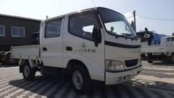 Toyota Dyna. Продам бортовой грузовик , 3 000куб. см., 1 000кг., 4x4