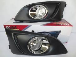 Фара противотуманная. Chevrolet Aveo, T300 Двигатели: A12XEL, A12XER, A14XER, F16D4, LDV, LSF