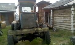Самодельная модель. Самоделный трактор Т 25, 99999 л.с.