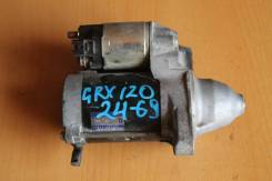 Стартер Toyota MARK X GRX120, 4GR-FSE