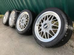 Комплект разношироких колёс r17