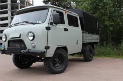 УАЗ 390945. Продается внедорожный УАЗ-фермер, 2 700куб. см., 1 000кг., 4x4