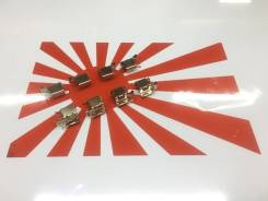 Комплект монтажных скобок передних колодок Toyota Pontiac Vibe