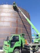 Услуги автовышки 16.5 метров