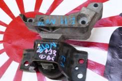 Подушка двигателя. Nissan: Wingroad, Grand Livina, Cube, Bluebird Sylphy, Tiida Latio, Tiida, Latio, Cube Cubic, AD, Note, Livina Двигатели: HR15DE, H...