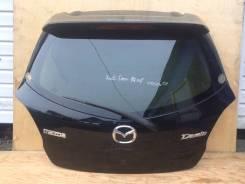 Дверь багажника. Mazda Demio, DE3AS, DE3FS, DE5FS, DEJFS P3VPS, ZJVE, ZJVEM, ZYVE