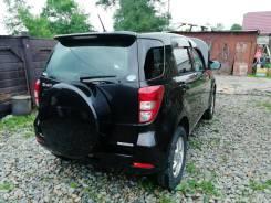 Дверь багажника. Toyota Rush, J210E Двигатель 3SZVE
