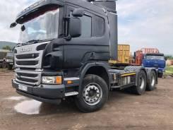 Scania P400. Продам седельный тягач Скания, 13 000куб. см., 25 000кг., 6x4