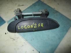 Ручка двери наружная Renault Logan 2008, правая передняя