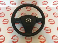 Руль черный Mazda Premacy CREW. б/п из Японии