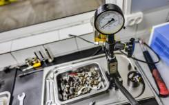 Диагностика и ремонт дизельных механических форсунок