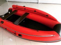 Лодка ПВХ SibRiver Абакан-380 JET