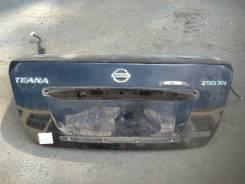 Крышка багажника. Nissan Teana, J31