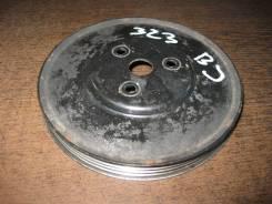 Шкив водяного насоса (помпы) Mazda 323 BJ