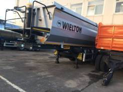 Wielton NW 3 (NW 3 S 30 HP самосвальный полукруглый 30 м3) ССУ 1200, 2019